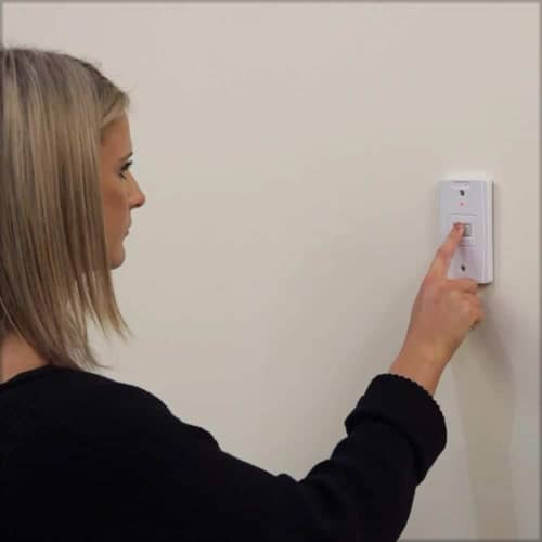 Wall Mounted Panic Button
