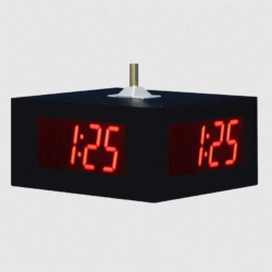 LED Digital Wall Clock