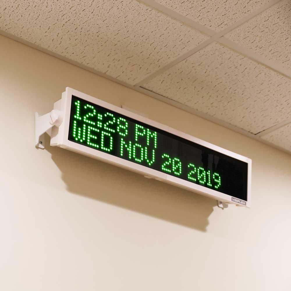 Wireless LED Message Board