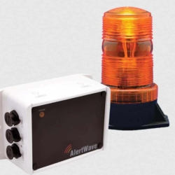 Outdoor Strobe Light