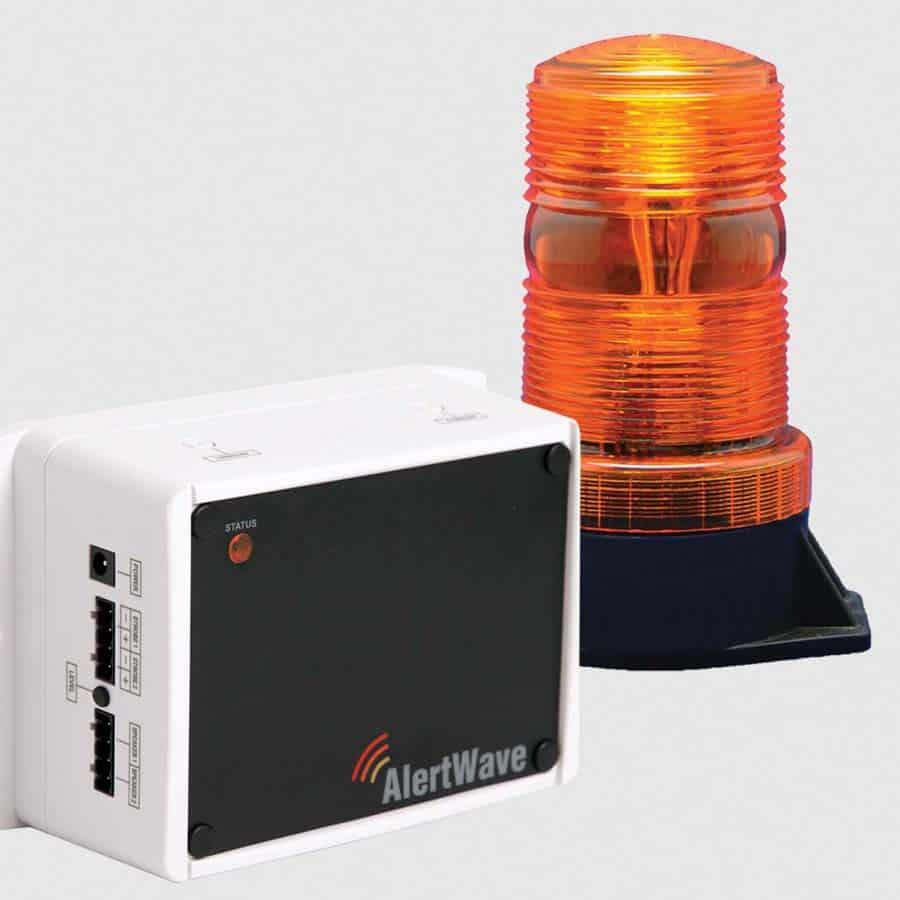 Vns2215 Wireless Strobe Light Device For Emergency