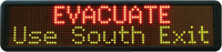 Wireless LED Message Board