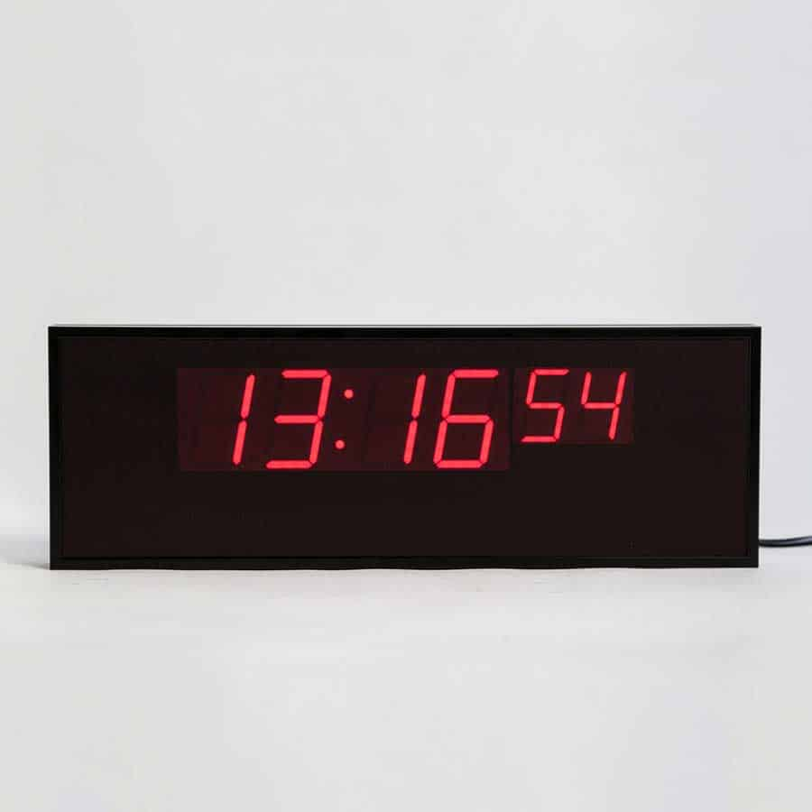 Ts5261 Wireless Wall Led Clock For Schools And