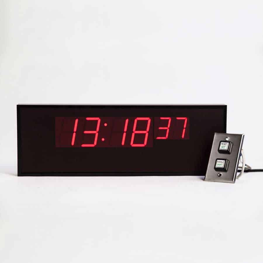Ts5263 Wireless Led Countdown Timer For Schools And