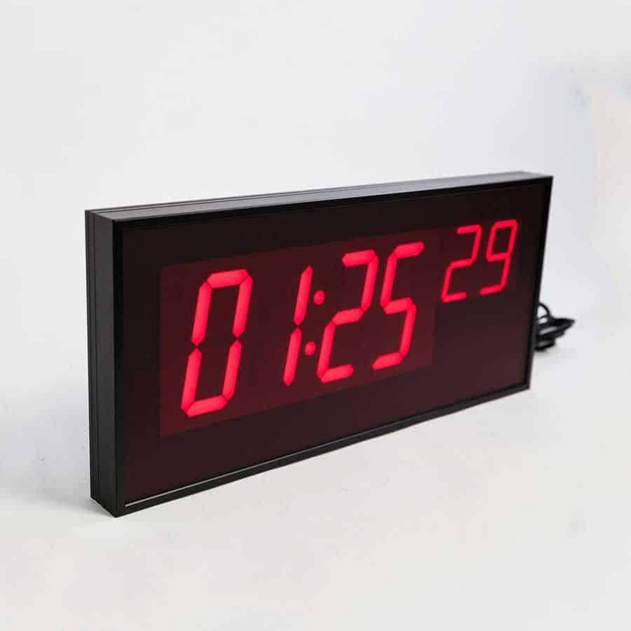 Digital LED Wall Clock