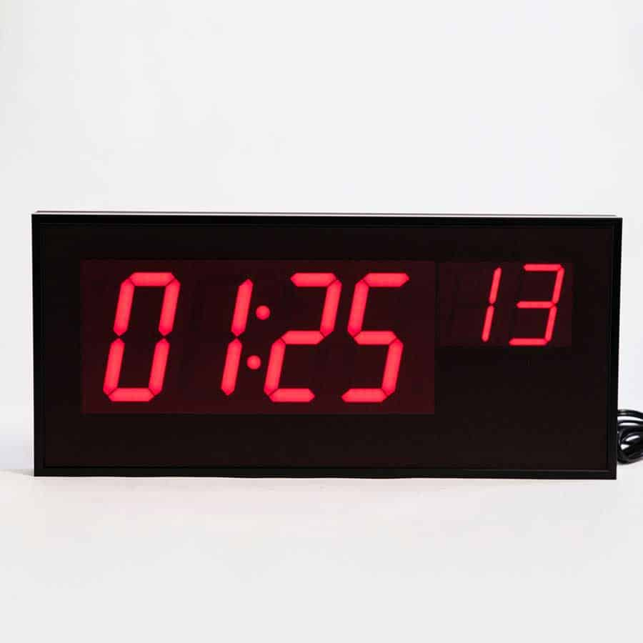 Ts5461 Wireless Digital Led Wall Clock For Schools And