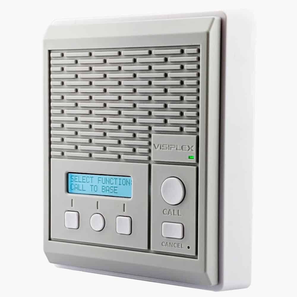 Wireless Two-Way Intercom Stations