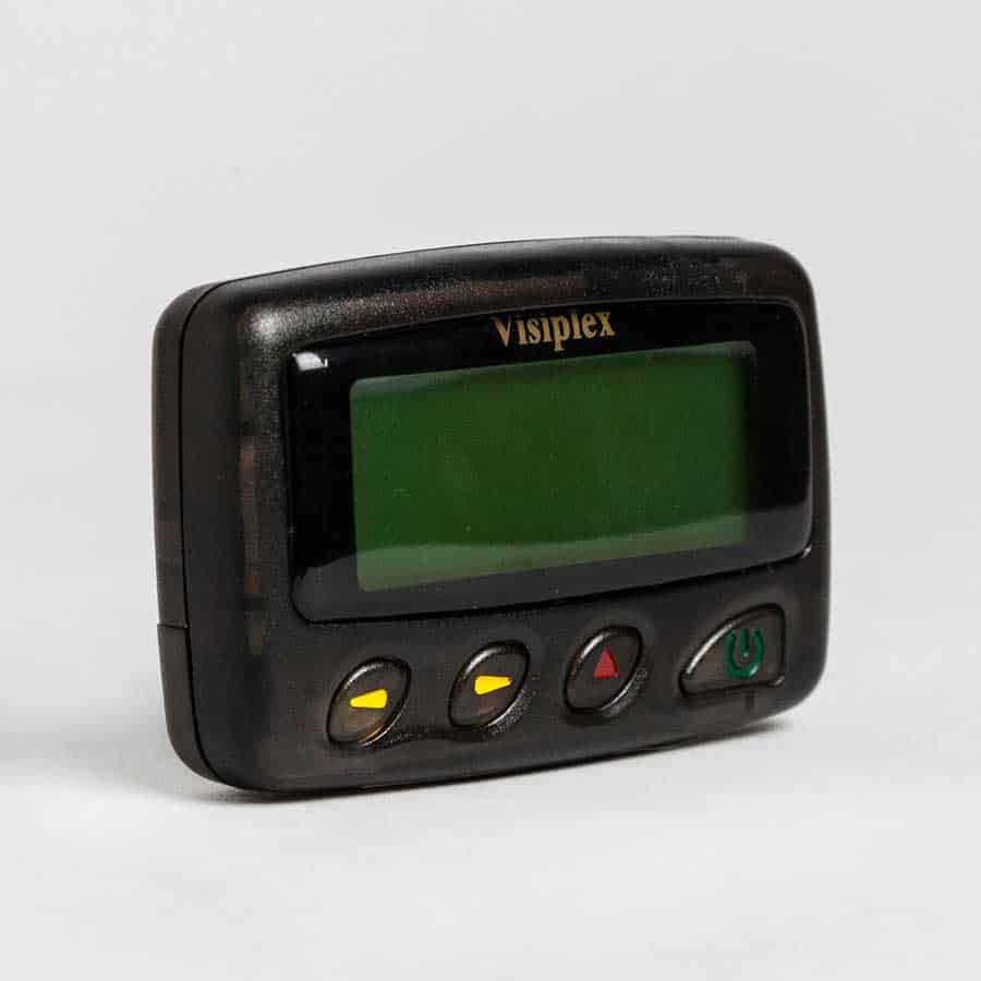 how to call a pager