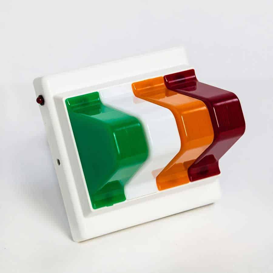 Vpr 02 Wireless Nurse Call Dome Light Add Or Upgrade