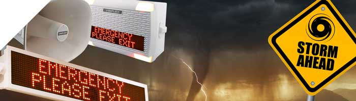 Weather Alert Systems