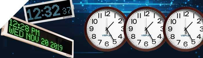 Wireless Clock Systems