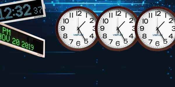 Hospital Clock System