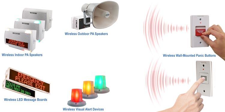 Wireless Emergency Alert System