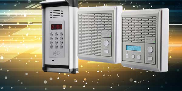 Assisted Living Intercom System