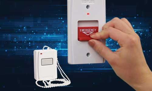 Wireless Panic Button System